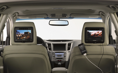 2012 Outback Entertainment System