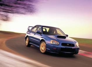 "Subaru WRX STI Production: 2002-Present Introduced at the NAIAS in 2001 as part of the Impreza full redesign for 2002   WRX stands for ""World Rally eXperimental"