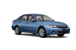 2011 Impreza 2.5i 4-door in Sky Blue Metallic