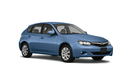 2011 Impreza 2.5i 5-door in Sky Blue Metallic