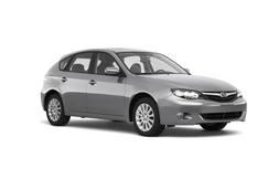 2011 Impreza 2.5i Premium 5-door in Spark Silver Metallic