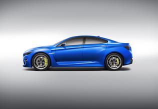 Shown at 2013 New York International Auto Show