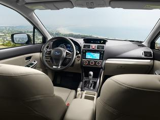 2015 5-door Impreza