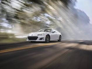 SUBARU BRZ OFFERS ENHANCED PERFORMANCE AND UPDATED STYLING AND FEATURES FOR 2017