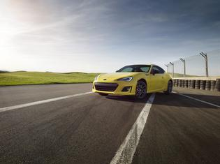 2017 BRZ Series.Yellow