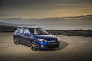 2018 Subaru ImprezaLimited 5dr-Blue