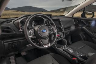 2018 Subaru Impreza Premium 5dr-Silver