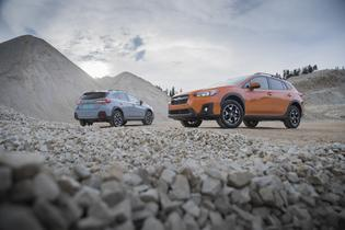 2018 Subaru Crosstrek Premium and Limited