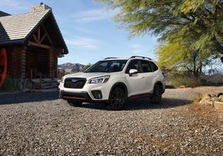 SUBARU OF AMERICA ANNOUNCES PRICING ON ALL-NEW 2019 FORESTER MODELS
