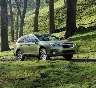 SUBARU OF AMERICA, INC. CELEBRATES BEST EVER MARCH SALES AND SETS RECORD FIRST QUARTER