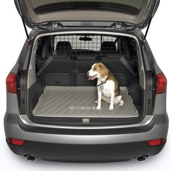 Dog Friendly Cargo Compartment