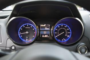 The all-new 2015 Legacy. Interior. (May, 2014)