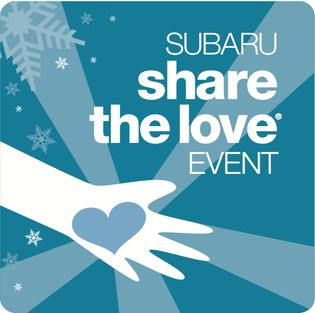 NINE YEARS RUNNING: SUBARU SHARE THE LOVE® EVENT RETURNS IN 2016