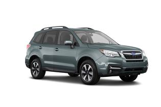 2017 Forester 2.5i Limited