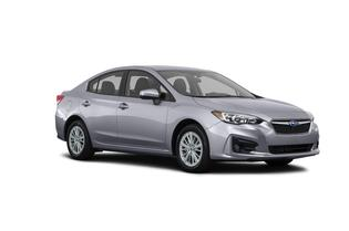 2017 Impreza PREMIUM Sedan -Ice Silver Metallic