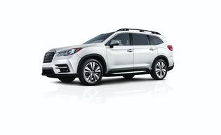 All-new 2019 Subaru Ascent