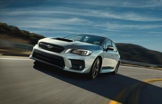 Subaru Announces Pricing for 2020 BRZ, WRX and WRX STI (pictured WRX) .