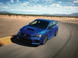 Subaru Announces Pricing for 2020 BRZ, WRX and WRX STI (pictured WRX STI) .