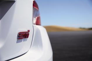 2020 WRX and STI Series.White
