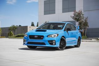 2016 Series.HyperBlue WRX STI