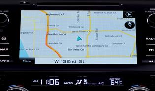 2019 SUBARU STARLINK Multimedia Navigation