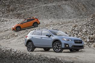 2019 Crosstrek Premium and 2019 Crosstrek Limited