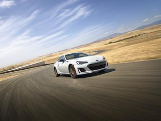 Subaru Announces Pricing for 2020 BRZ, WRX and WRX STI (pictured BRZ) .