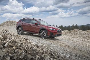 2019 Crosstrek Limited