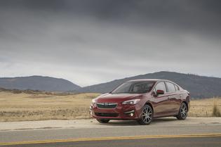 2019 Impreza Limited Sedan
