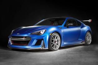 2015 STI Performance Concept