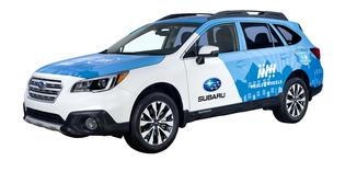 Subaru of America donates 50 cars to Meals on Wheels America in celebration of Subaru's 50th anniversary in the U.S. Subaru continues to help feed thousands of seniors across the country through this donation and other efforts.