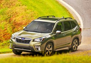 2019 Forester Touring