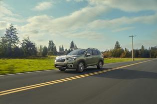 Subaru Receives Four Honors from Parents Best Family Cars of 2020.