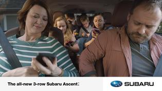 All-new 2019 Subaru Ascent Digital Spot: 8 Dings