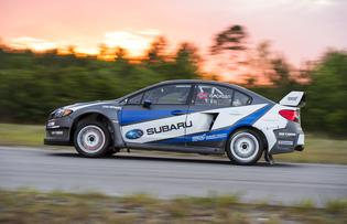SRTUSA commitment to Red Bull Global Rallycross Championship.