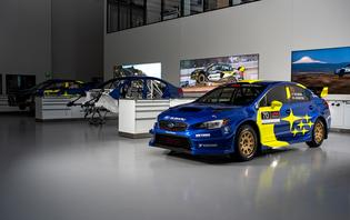 Solberg, Higgins and Pastrana will aim to bring even more success to America's most dominant stage rally team.