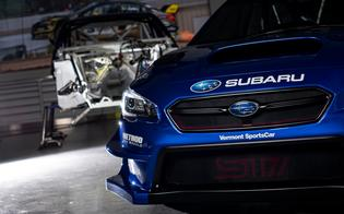 Oliver Solberg will compete in six rounds of the 2019 American Rally Association season.