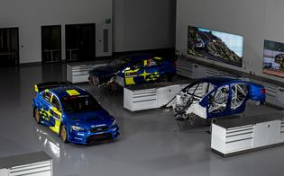 Oliver Solberg will team up with Subaru Motorsports USA drivers David Higgins and Travis Pastrana for the 2019 season.