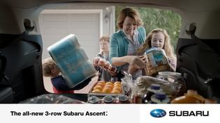 All-new 2019 Subaru Ascent Digital Spot: Bulk