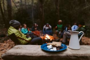 Subaru of America and REI continue partnership with series of events focused on exploring the great outdoors including REI Campouts presented by Subaru. Photo courtesy of REI.
