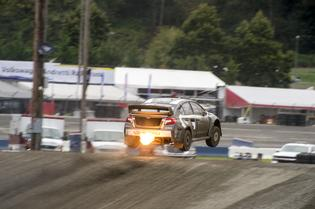 Chris Atkinson catching air at GRC Seattle