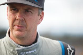 David Higgins has won the Oregon Trail Rally an amazing 9 times in his career. Credit: Louis Yio / Subaru Rally Team USA