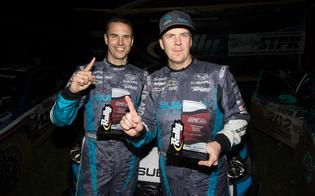 Craig Drew and David Higgins were number one at STPR