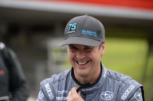 SRT USA Driver and Rally Champion David Higgins