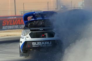 Las Vegas Global Rallycross Season Finale