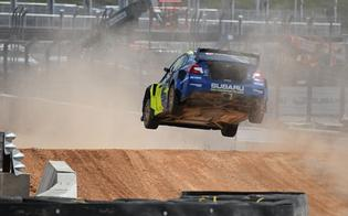 Chris Atkinson finished fifth at ARX of COTA, putting him in third place in the 2019 ARX driver's championship.