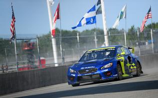 The Subaru WRX STI rallycross Supercars showed impressive speed all weekend, even outpacing the World RX cars in attendance for the Canada round of the FIA world championship.