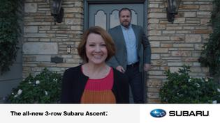 All-new 2019 Subaru Ascent Digital Spot: Date Night