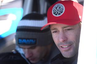 Travis Pastrana and co-driver Robbie Durant will contest the full ARA Series in 2017