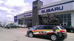 Subaru at Work